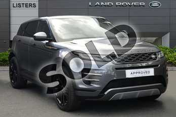 Range Rover Evoque 2.0 D240 R-Dynamic SE 5dr Auto in Corris Grey at Listers Land Rover Droitwich