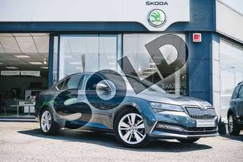 Skoda Superb 1.4 TSI iV SE L DSG 5dr in Quartz Grey at Listers ŠKODA Coventry