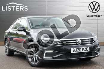Volkswagen Passat 1.4 TSI PHEV GTE Advance 4dr DSG in Deep Black at Listers Volkswagen Leamington Spa