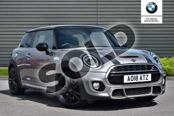 MINI Hatchback 2.0 Cooper S II 3dr in Melting Silver at Listers Boston (MINI)