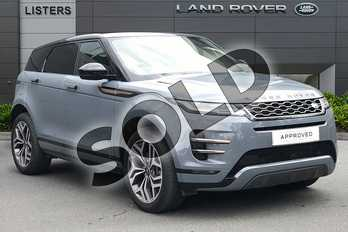 Range Rover Evoque 2.0 D180 First Edition 5dr Auto in Nolita Grey at Listers Land Rover Droitwich