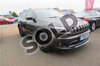 Jeep Cherokee 2.2 Multijet 200 Limited 5dr Auto in Metallic - Granite crystal at Listers Toyota Grantham