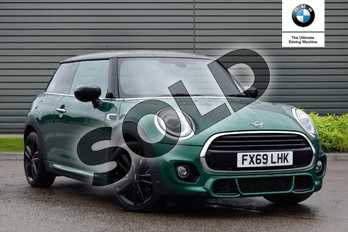 MINI Hatchback 1.5 Cooper Sport II 3dr Auto in British Racing Green IV at Listers Boston (MINI)