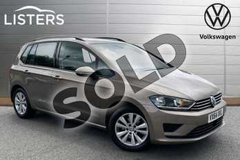 Volkswagen Golf SV 1.4 TSI SE 5dr in Aztec Gold at Listers Volkswagen Stratford-upon-Avon