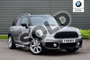 MINI Countryman 1.5 Cooper 5dr in Melting Silver at Listers Boston (MINI)