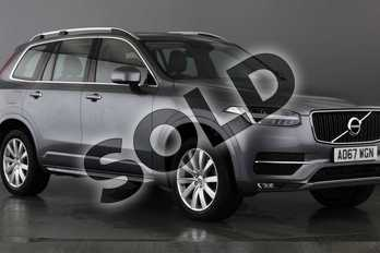 Volvo XC90 (Pilot Assist, Navigation, LED Headlights, Full Le in Osmium Grey at Listers Volvo Worcester