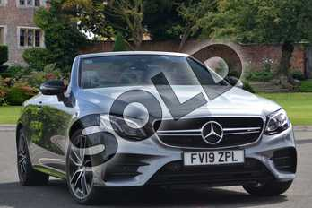 Mercedes-Benz E Class E53 4Matic+ Premium 2dr 9G-Tronic in selenite grey metallic at Mercedes-Benz of Lincoln