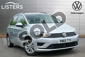 Volkswagen Golf SV 1.6 TDI 110 SE 5dr in Reflex silver at Listers Volkswagen Leamington Spa