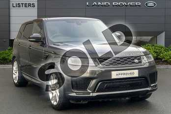 Range Rover Sport 3.0 SDV6 HSE Dynamic 5dr Auto in Carpathian Grey at Listers Land Rover Droitwich
