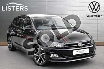 Volkswagen Polo 1.0 EVO 80 Beats 5dr in Deep black at Listers Volkswagen Evesham
