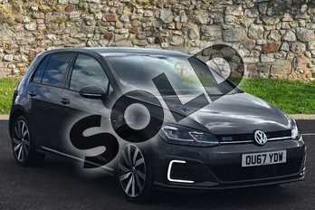 Volkswagen Golf 1.4 TSI GTE Advance 5dr DSG in Grey at Lexus Coventry