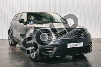 Range Rover Velar 3.0 P380 R-Dynamic HSE 5dr Auto in Carpathian Grey at Listers Land Rover Solihull