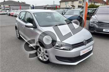 Volkswagen Polo 1.4 SE 5dr in Metallic - Reflex silver at Listers Volkswagen Worcester