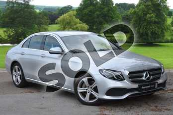 Mercedes-Benz E Class E350d SE 4dr 9G-Tronic in Iridium Silver Metallic at Mercedes-Benz of Grimsby