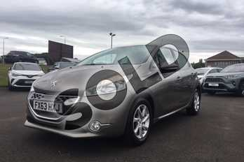 Peugeot 208 1.4 e-HDi Active 5dr EGC in Metallic - Shark grey at Listers Toyota Lincoln