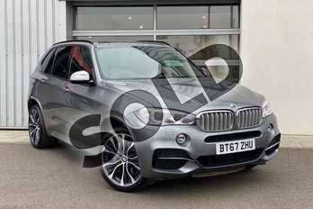 BMW X5 xDrive M50d 5dr Auto (7 Seat) in Space Grey at Listers King's Lynn (BMW)