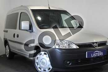 Vauxhall Combo Tour 1.3 CDTi 16V 1700 5dr Easytronic in  at Listers U Stratford-upon-Avon