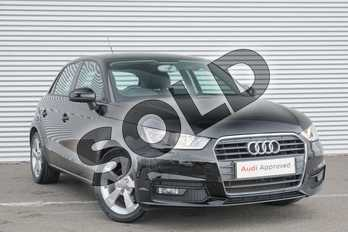 Audi A1 1.4 TFSI Sport 5dr in Brilliant Black at Coventry Audi