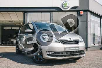 Skoda Citigo 1.0 MPI Colour Edition 5dr in Tungsten Silver at Listers ŠKODA Coventry