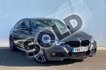 BMW 3 Series 320i M Sport Shadow Edition 4dr Step Auto in Mineral Grey at Listers King's Lynn (BMW)