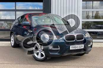 BMW X6 xDrive30d (245) 5dr Step Auto in Midnight Blue at Listers King's Lynn (BMW)