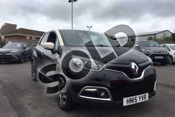 Renault Captur 1.5 dCi 110 Dynamique S MediaNav Energy 5dr in Renault ID - Ivory at Listers Toyota Lincoln