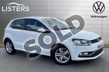 Volkswagen Polo 1.0 Match 5dr in Nimbus Grey at Listers Volkswagen Stratford-upon-Avon