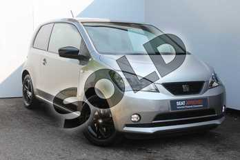 SEAT Mii 1.0 Design Mii 3dr in Silver at Listers SEAT Worcester