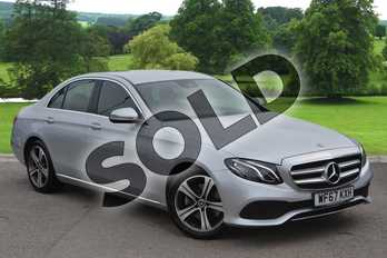 Mercedes-Benz E Class E220d SE 4dr 9G-Tronic in Iridium Silver Metallic at Mercedes-Benz of Hull