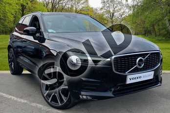 Volvo XC60 2.0 B4D R DESIGN Pro 5dr AWD Geartronic in Onyx Black at Listers Volvo Worcester
