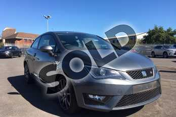 SEAT Ibiza 1.4 TSI ACT FR 3dr in Metallic - Monsoon grey at Listers Toyota Lincoln