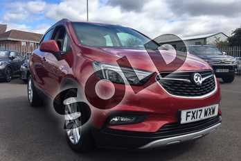 Vauxhall Mokka X 1.4T Active 5dr in Special paint - Brilliant lava red at Listers Toyota Lincoln