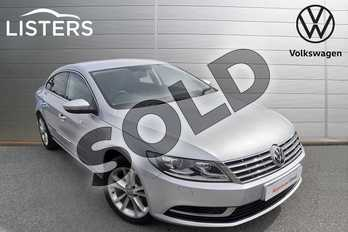 Volkswagen Passat 2.0 TDI BlueMotion Tech Highline 4dr DSG in Reflex Silver at Listers Volkswagen Worcester
