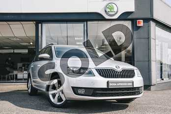 Skoda Octavia 1.6 TDI 110 SE Sport 5dr in Brilliant Silver at Listers ŠKODA Coventry