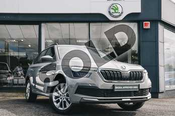 Skoda Kamiq 1.5 TSI SE 5dr in Meteor Grey at Listers ŠKODA Coventry