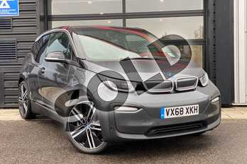 BMW I3 125kW Range Extender 33kWh 5dr Auto in Flowing Mineral Grey at Listers King's Lynn (BMW)