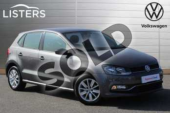 Volkswagen Polo 1.4 TDI SE 5dr in Nimbus Grey Metallic at Listers Volkswagen Nuneaton