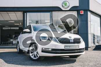 Skoda Octavia 1.5 TSI SE L 5dr in Candy White at Listers ŠKODA Coventry