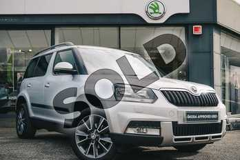 Skoda Yeti Outdoor 1.2 TSI (110) SE Drive 5dr in Brilliant Silver at Listers ŠKODA Coventry