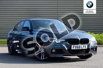 BMW 3 Series 320i M Sport Shadow Edition 4dr Step Auto in Mineral Grey at Listers Boston (BMW)