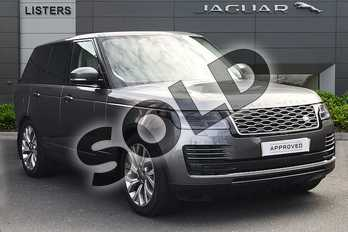 Range Rover 3.0 SDV6 Vogue 4dr Auto in Corris Grey at Listers Land Rover Droitwich