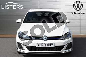 Volkswagen Golf 1.4 TSI GTE Advance 5dr DSG in Pure White at Listers Volkswagen Evesham