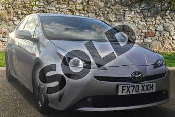 Toyota Prius 1.8 VVTi Excel 5dr CVT in Autumn Silver at Listers Toyota Boston