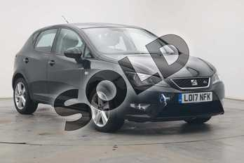 SEAT Ibiza 1.2 TSI 110 FR Technology 5dr in Black at Listers SEAT Coventry