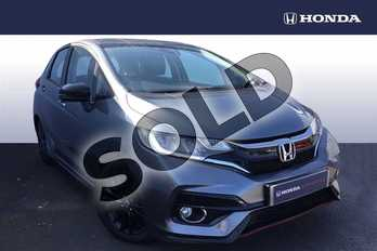 Honda Jazz 1.5 i-VTEC Sport 5dr in Shining Grey at Listers Honda Solihull