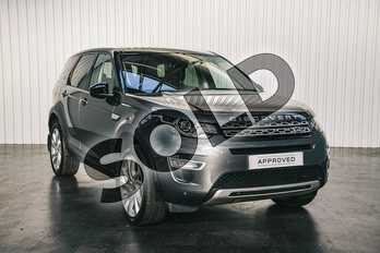 Land Rover Discovery Sport 2.0 TD4 (180hp) HSE Luxury in Corris Grey at Listers Land Rover Solihull
