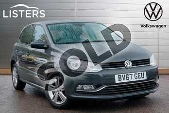 Volkswagen Polo 1.2 TSI Match Edition 5dr in Urano Grey at Listers Volkswagen Leamington Spa