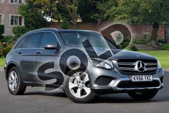 Mercedes-Benz GLC GLC 220d 4Matic Sport Premium Plus 5dr 9G-Tronic in Selenite Grey metallic at Mercedes-Benz of Lincoln