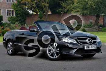 Mercedes-Benz E Class E220 CDI SE 2dr 7G-Tronic in Obsidian Black metallic at Mercedes-Benz of Lincoln