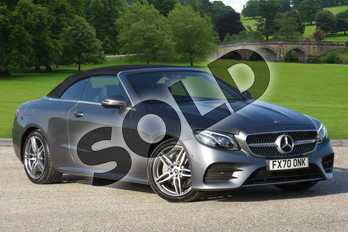 Mercedes-Benz E Class E220d AMG Line Premium 2dr 9G-Tronic in selenite grey metallic at Mercedes-Benz of Boston